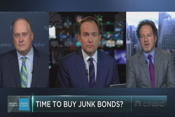 High yield bonds lag stocks – turnaround ahead?