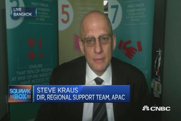 UNAIDS: We're making progress but prevention is still a challenge