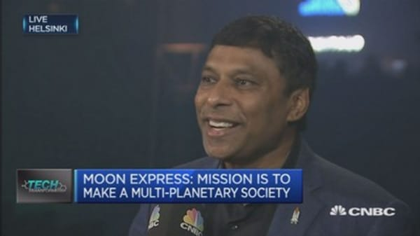 In 10 years' time, expect moon ticket to cost just $10K: Founder