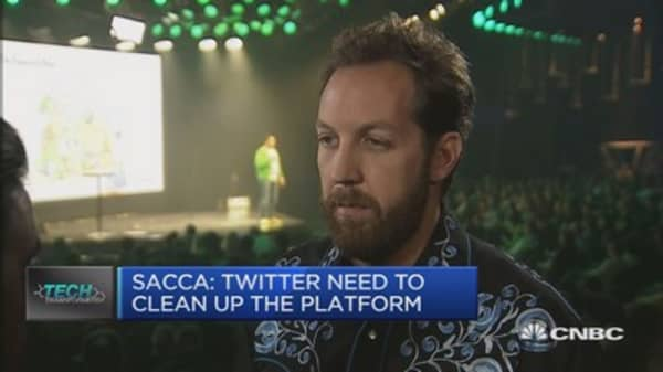 Twitter needs to clean up the platform: Chris Sacca
