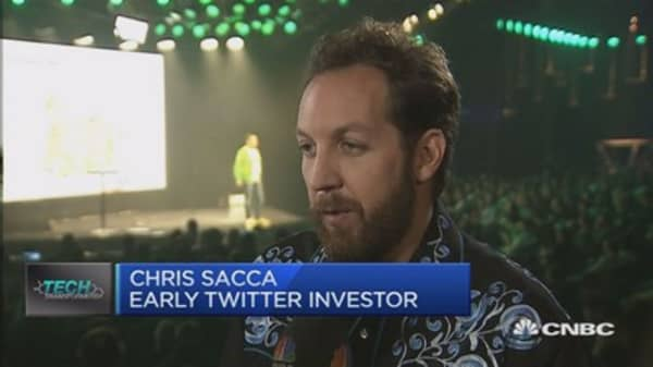 Current Twitter team hasn't taken any risks: Sacca