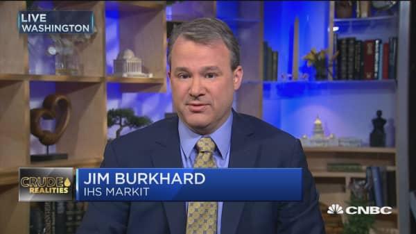 Burkhard: OPEC deal tips the scales toward deficit