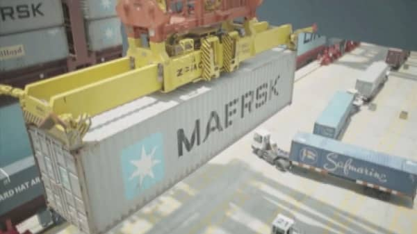 Maersk To Buy German Shipping Line Hamburg Sud