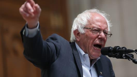 Sen. Bernie Sanders (D-VT)
