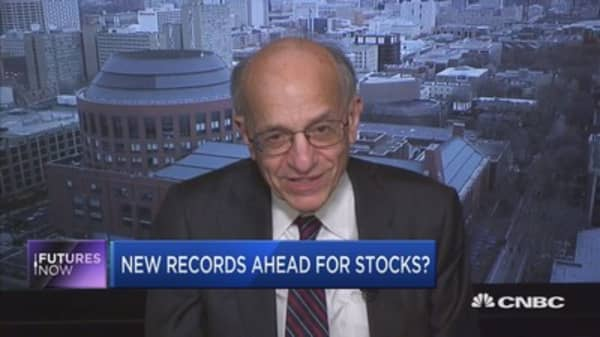 Dow to 20,000: Wharton's Siegel