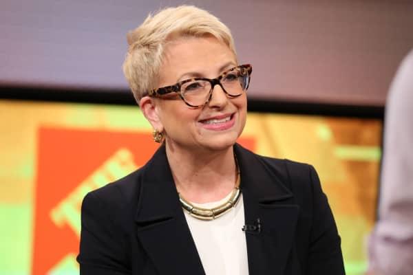 Carol Tome, CFO, Home Depot