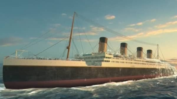 The world's obsession with Titanic