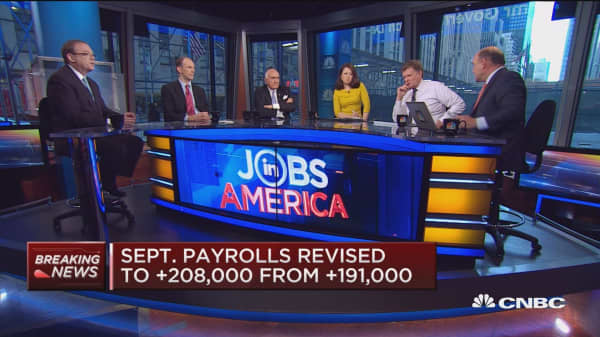 November jobs report to convince the Fed?