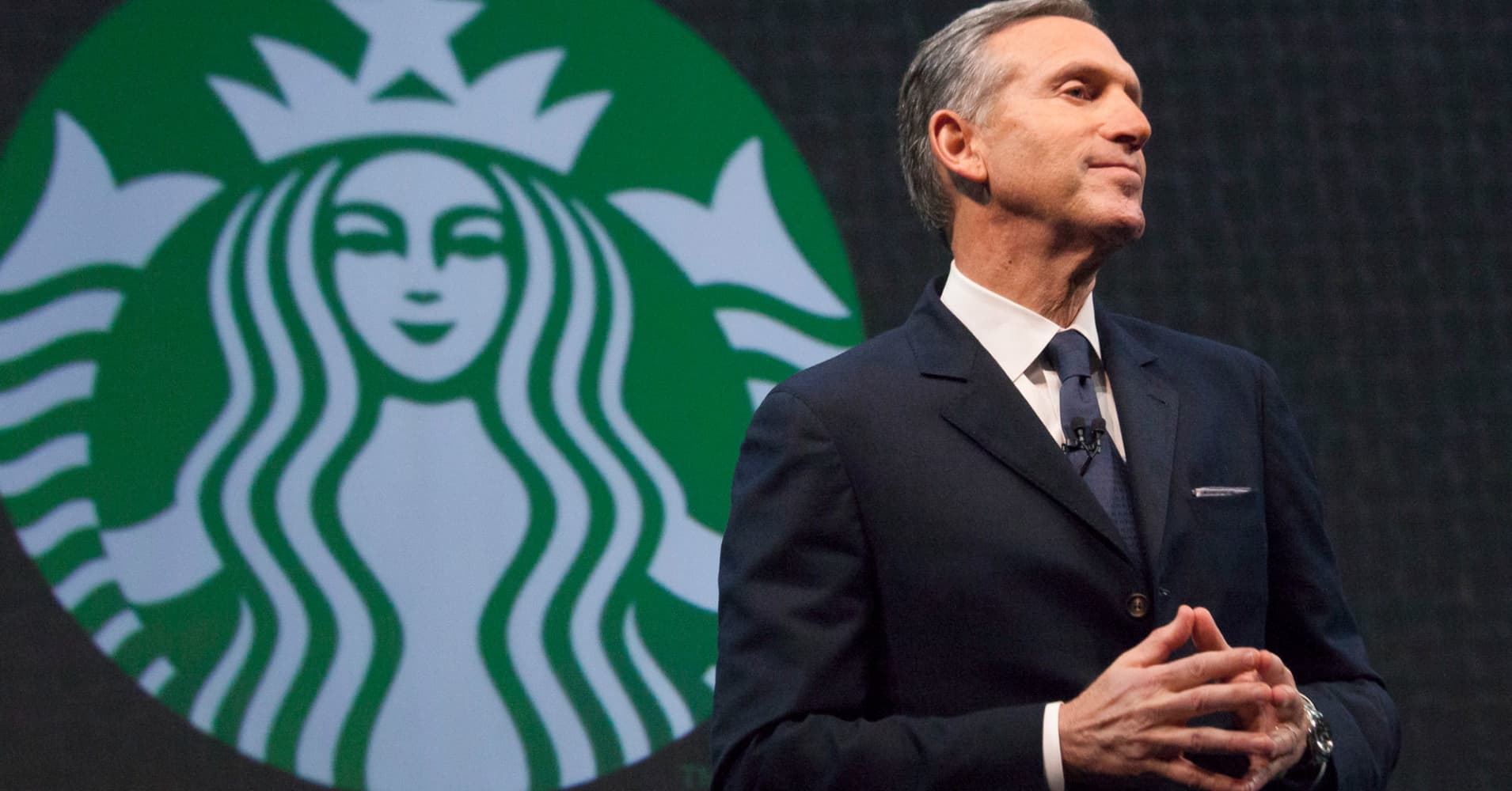 Democratic donors slam Howard Schultz for flirting with an independent 2020 campaign