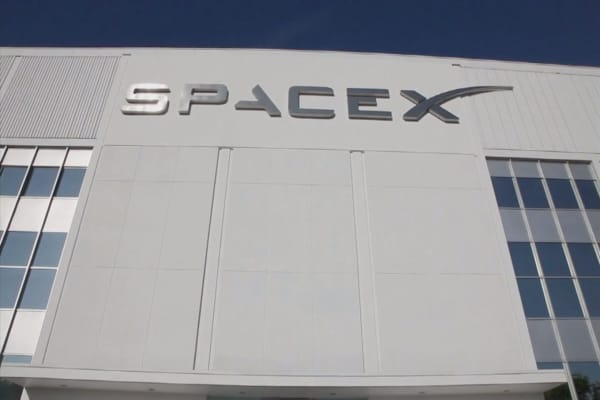 Stock options spacex