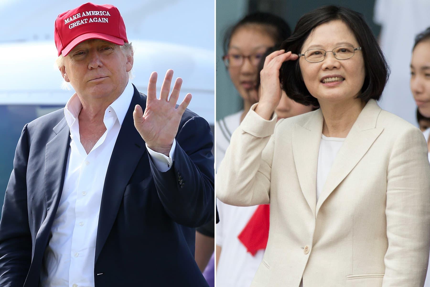 Slikovni rezultat za Trump sign taiwan better relations