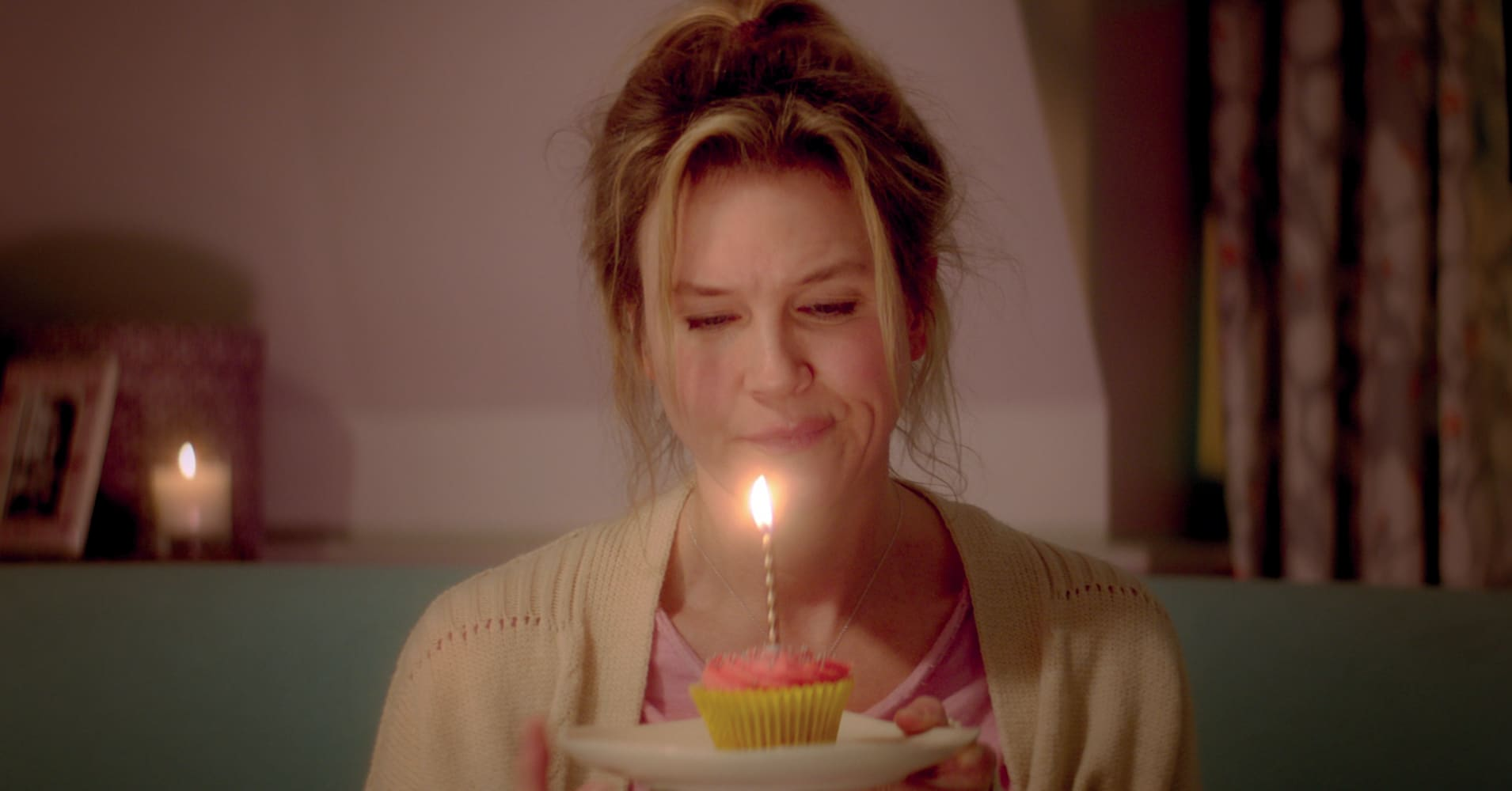 Film footage from ''Bridget Jones' Baby' (2016)