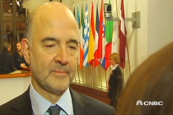 Populists in Europe will loose: Moscovici