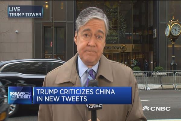 Trump shakes up China diplomacy,