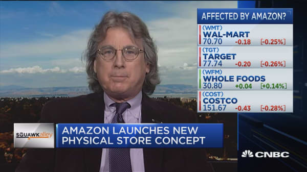 McNamee: Really hope Amazon Go works