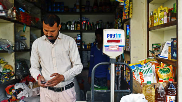 India's rupee situation is opening the door for this industry