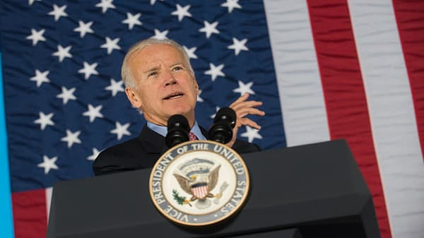 Joe Biden for president in 2020?