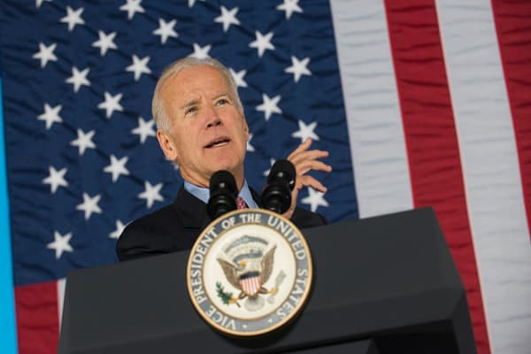 Joe Biden for president in 2020?