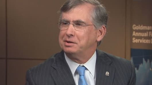 Bill Rogers, CEO, SunTrust
