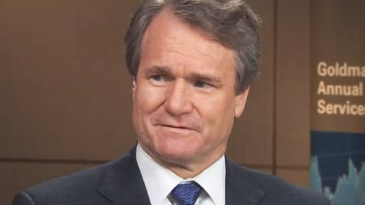 Brian Moynihan, CEO, Bank of America