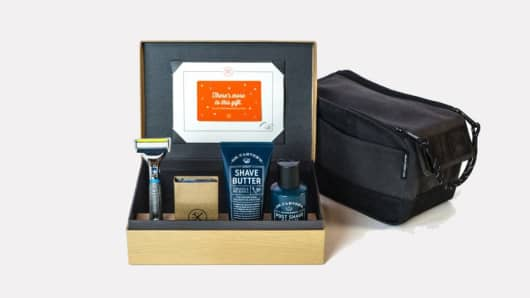 Unilever bought subscription shaving company Dollar Shave Club in 2016