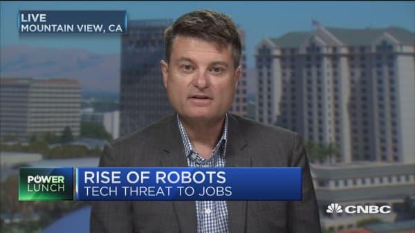 Technology creates and destroys jobs: Martin Ford