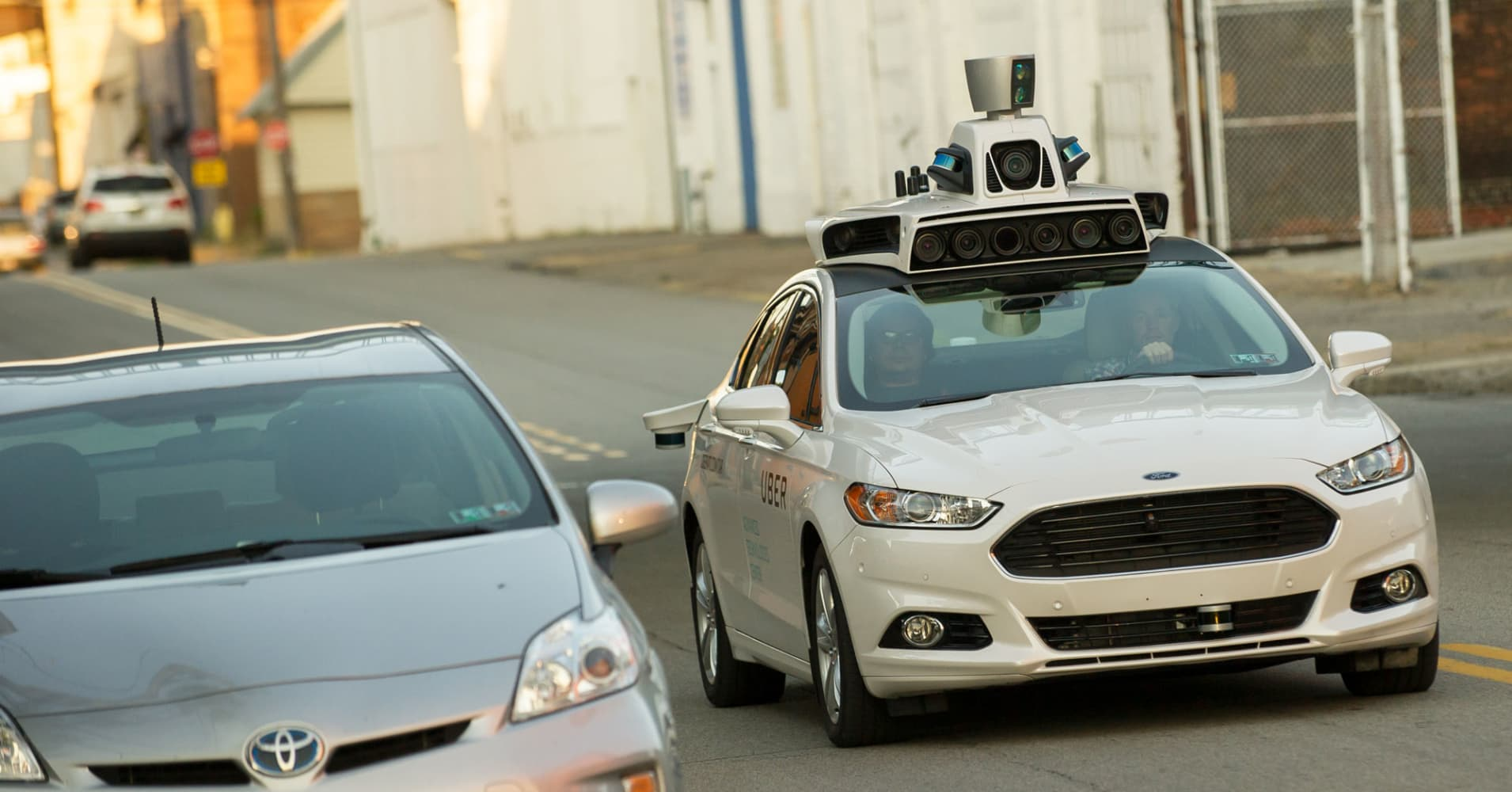 Cnbc Self Driving Cars