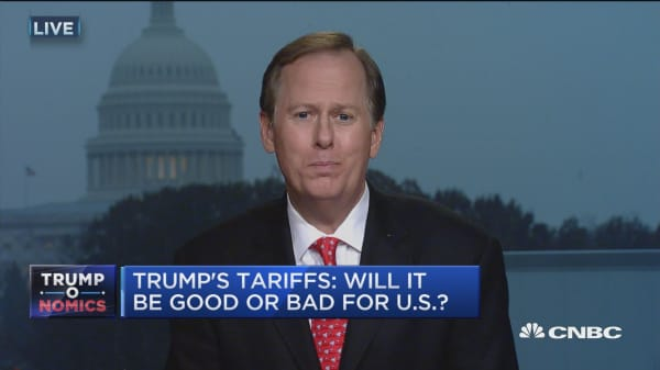 Trump's tariffs: Will it be food or bad for U.S.?
