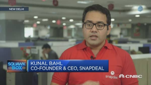 India is mobile first market: Snapdeal