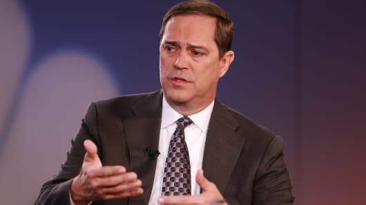 Chuck Robbins, CEO of Cisco.