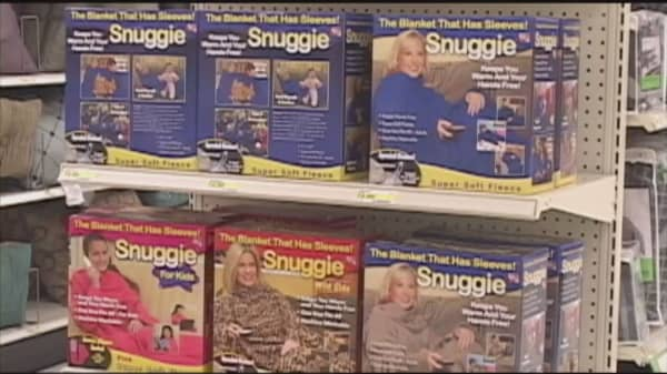Snuggie maker sues Amazon for allowing counterfeits on site