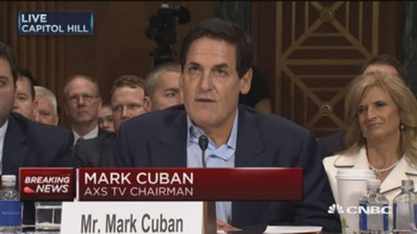 Cuban: AT&T-Time Warner merger is needed by consumers
