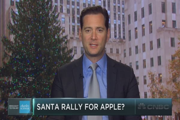Apple to stage an end-of-year comeback?