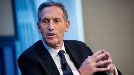 Howard Schultz, CEO, Starbucks