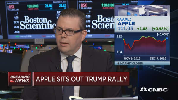 White: Apple has been the 'Jason Bourne' of the tech world