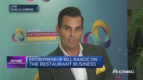 Apprentice winner Bill Rancic on working with Trump ***please do not upload***