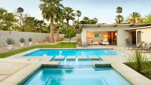 Palm Spring Deserts, California