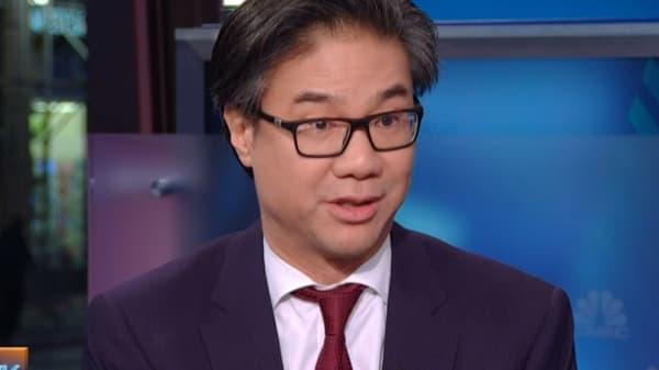 David Woo, Bank of America Merrill Lynch