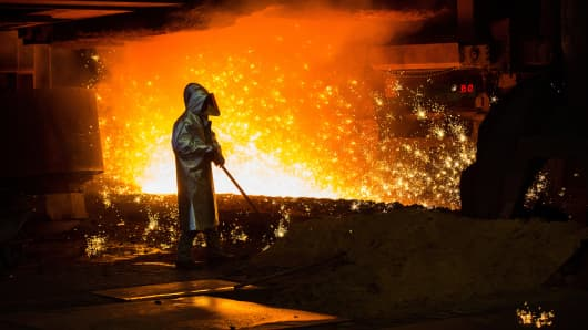 Thyssenkrupp won't be on the hook for Tata Steel pensions - CFO