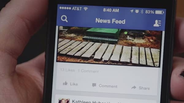Facebook patenting tool to remove fake news from site