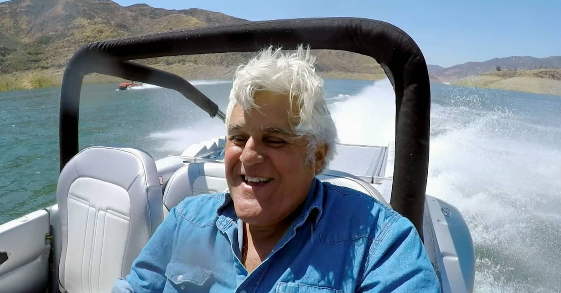 Jay Leno: The ignition key will be gone in 20 years and cars will drive themselves