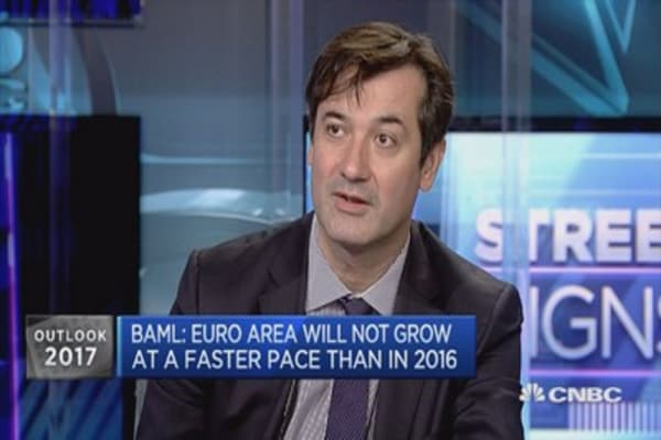 Monetary policy drawing to a close in Europe / ECB becoming more discplinarian