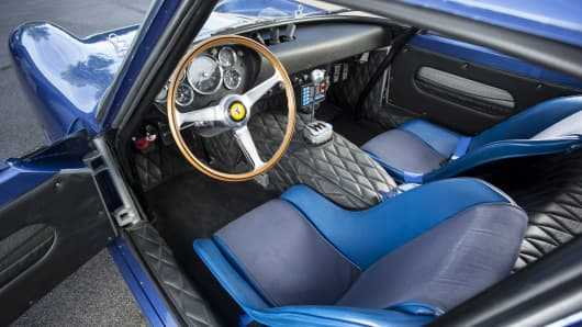 This 1962 Ferrari could be set to be the worlds most expensive car
