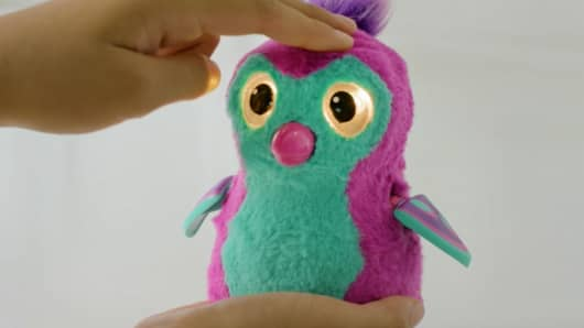 Hatchimal toy