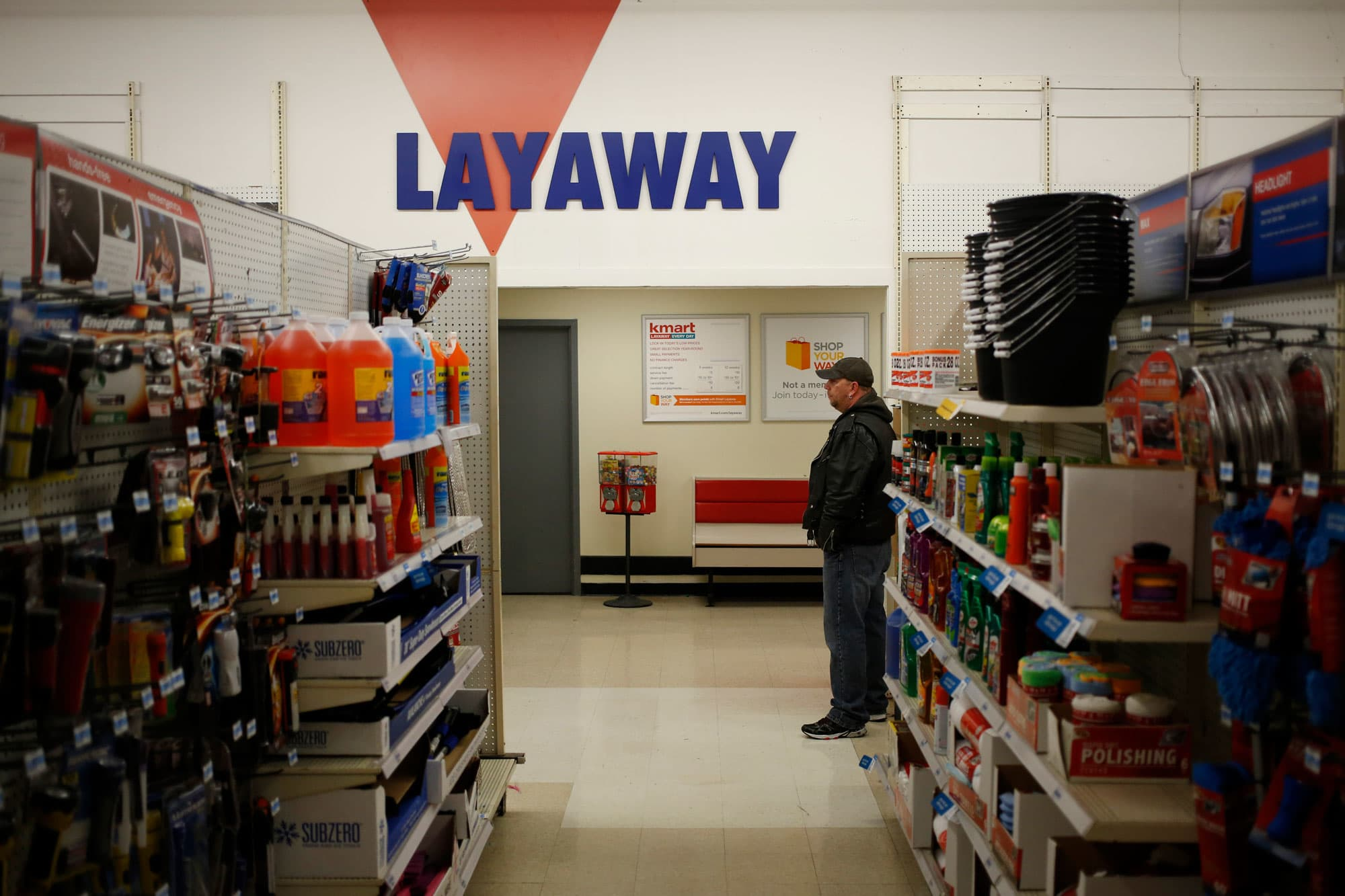 Nearly $50,000 in layaway paid off at a Pennsylvania Wal-Mart
