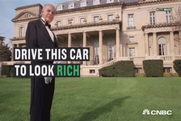 Jay Leno: Drive this to look rich