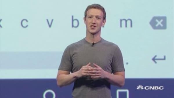 Facebook shareholders rattled by Zuckerberg's future