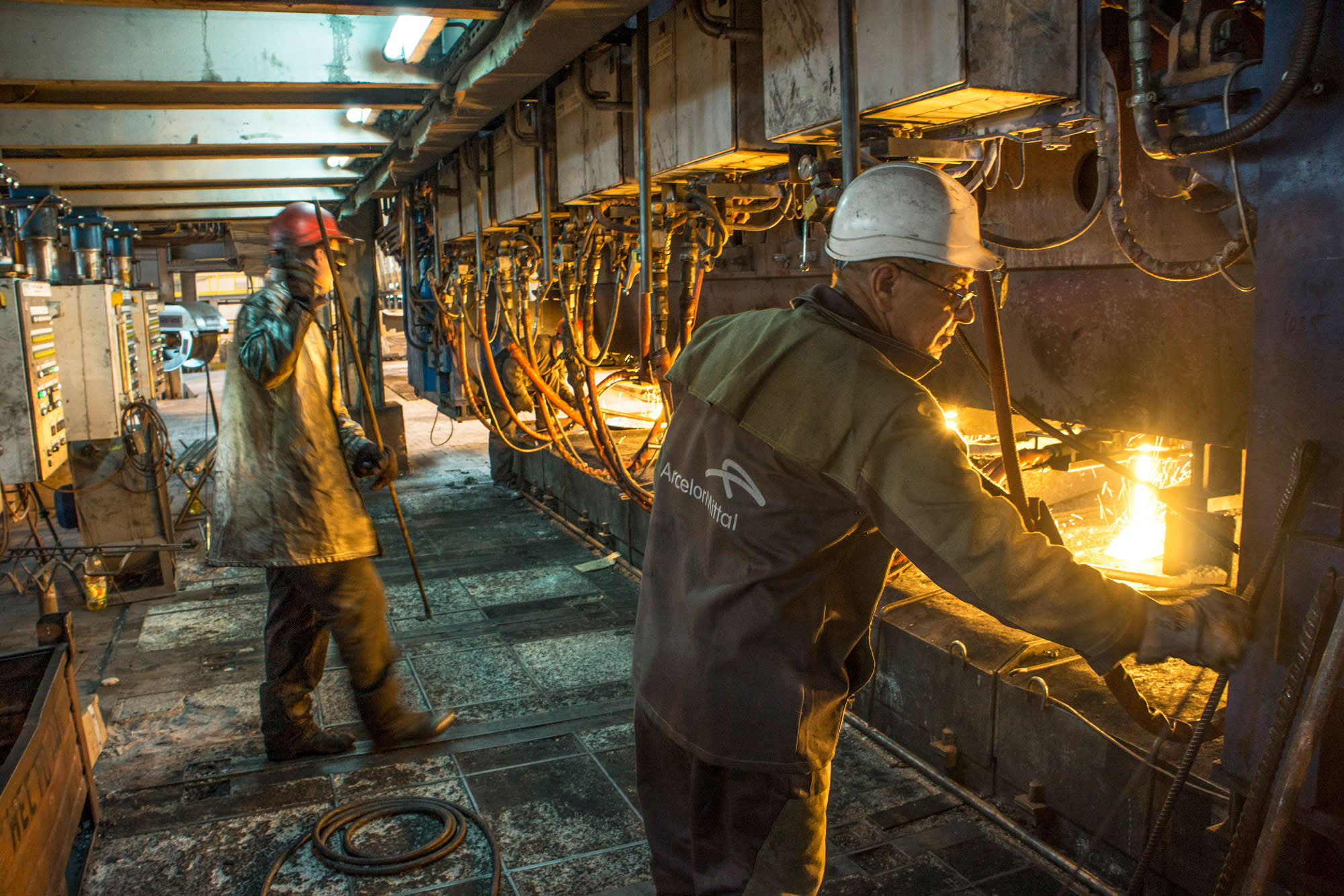 ArcelorMittal gives bullish outlook after earnings beat
