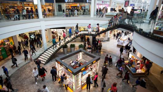 US mall owners have been slow to change for years. But now they're trying to embrace it