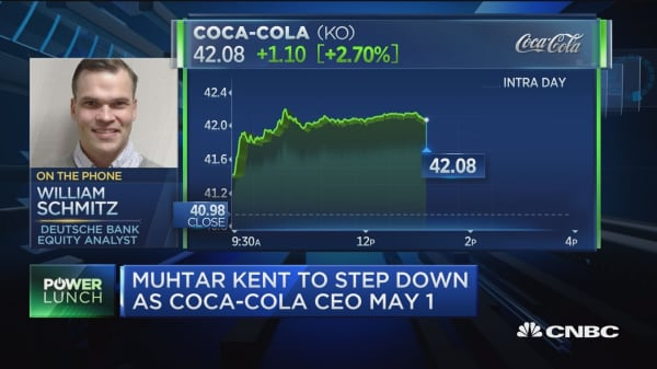 What's next for Coke?